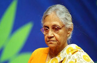 Sheila Dikshit makes a grand comeback to challenge Kejriwal, becomes Delhi Congress chief