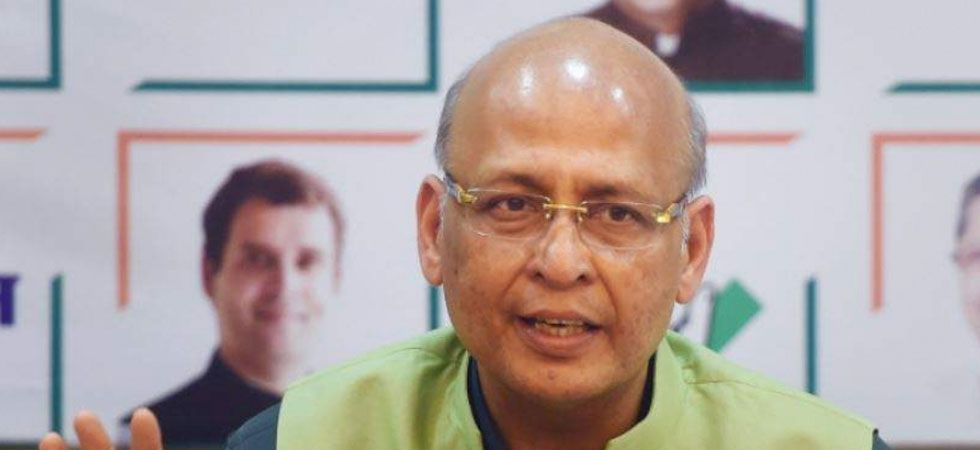 Abhishek Singhvi said the committee should have at least given a hearing to Verma (Image Credit: PTI)