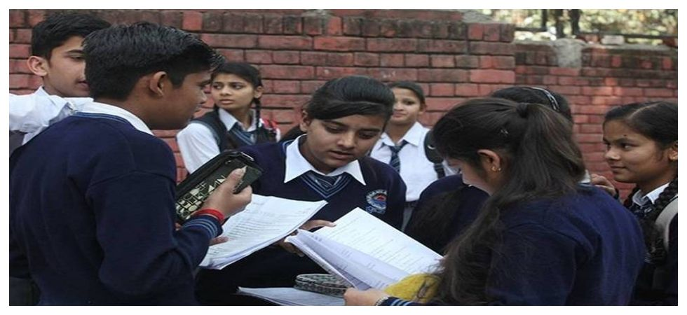 CBSE releases revised class 12 timetable