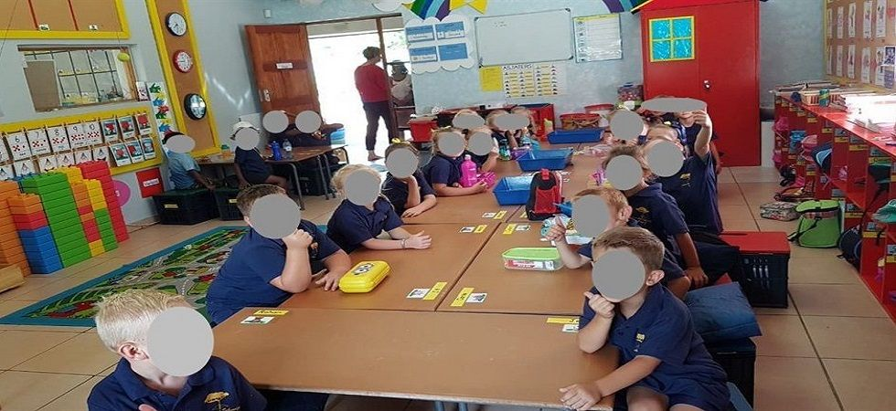 South Africa teacher suspended for racist approach (Photo: Twitter)