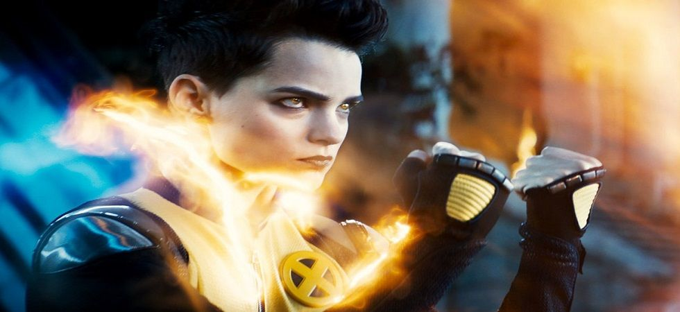 Brianna Hildebrand to join John Cena in Andy Fickman's comedy (Photo: Twitter)