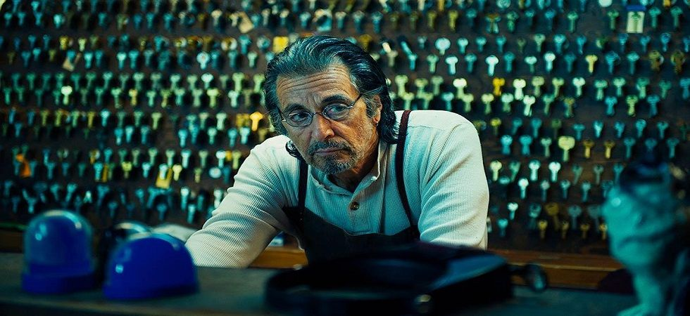 Al Pacino in talks to join 'The Hunt' (Photo: Twitter)