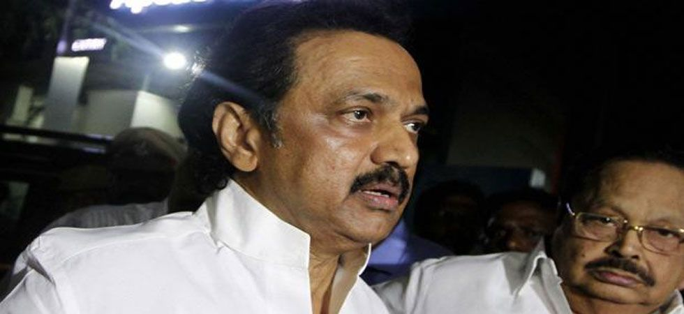 MK Stalin categorically stated that there's no possibility of his party being part of the NDA (File Photo: PTI)