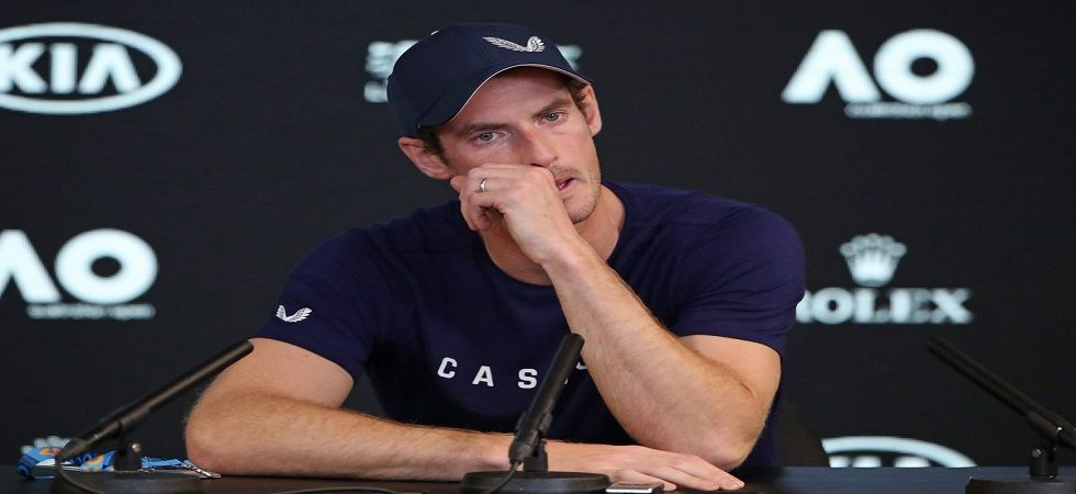 Andy Murray is determined to play until Wimbledon before calling it quits but acknowledges that the Australian Open could be his last. (Image credit: ATP Tour Twitter)