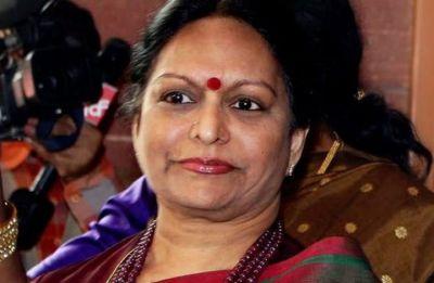 Saradha Scam: CBI files charge sheet against P Chidambaram's wife Nalini