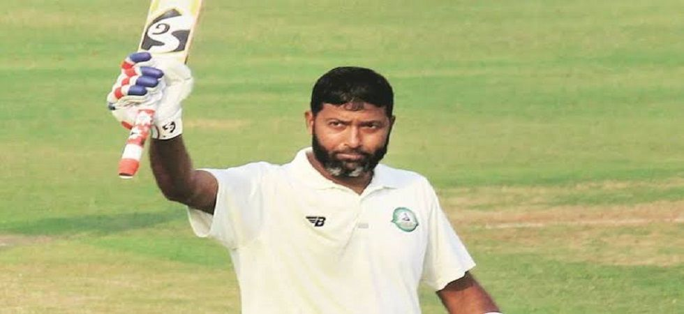 Wasim Jaffer has once again shown tremendous form for Vidarbha in the 2018/19 Ranji Trophy season. (Image credit: Twitter)