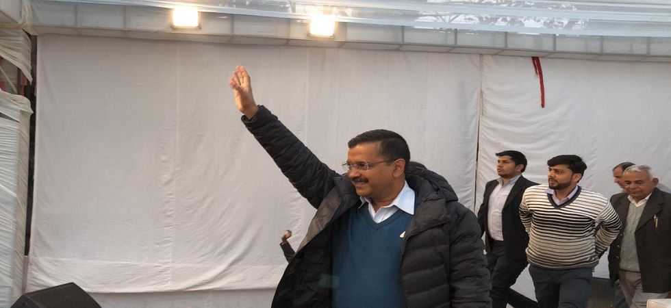 Delhi Chief Minister Arvind Kejriwal. (AAP)