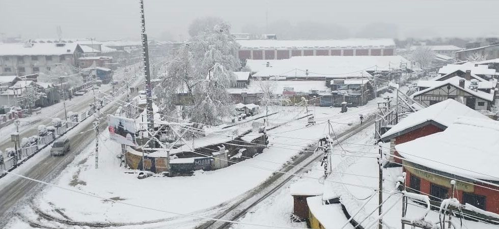 Gulmarg ski-resort in north Kashmir recorded a low of minus 6.0 degrees Celsius last night