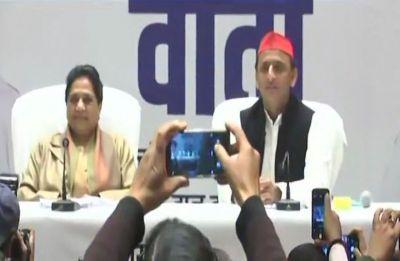 What Mayawati and Akhilesh Yadav said on BSP-SP alliance in Uttar Pradesh