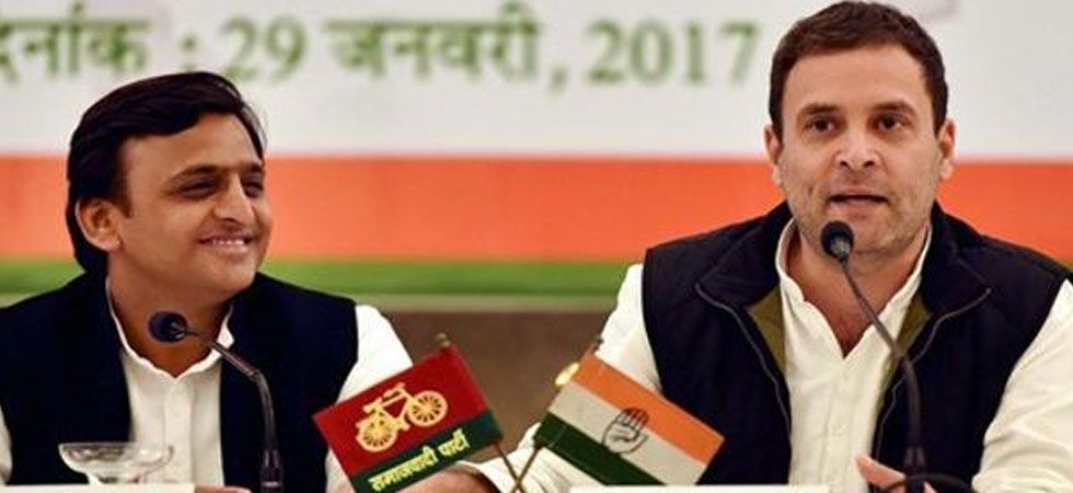 Mayawati announced that they will not field their candidates against Rahul Gandhi and Sonia Gandhi.