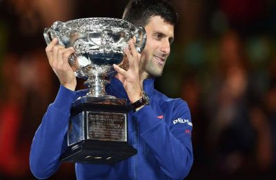 Novak Djokovic eyes glory in Grand Slam which launched his career
