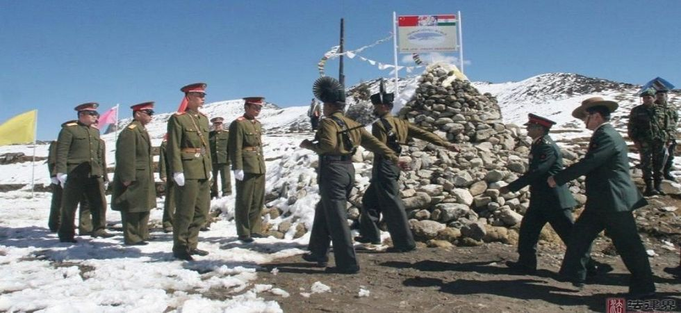 In 2017, Indian and Chinese troops engaged in a 73-day long face-off at the Doklam tri-junction after the neighbouring country had begun building road in the area. (PTI/file)