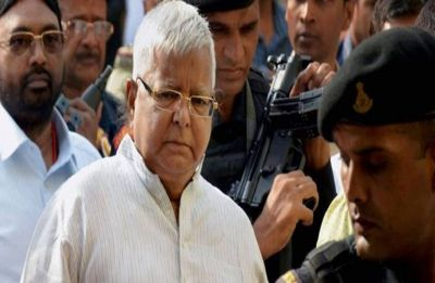 RJD chief Lalu Prasad attacks BJP, makes 'humble appeal' to people to be on guard