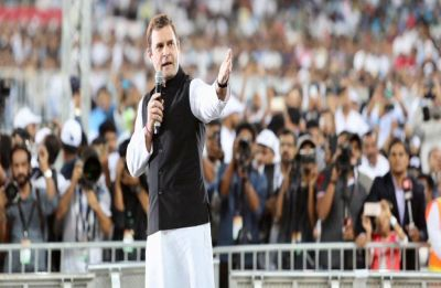 'Don't impose your sexism on me,' says Rahul Gandhi on 'mahila' remark row