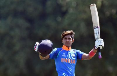 Shubman Gill – From U-19 World Cup winner to senior India cricket team selection
