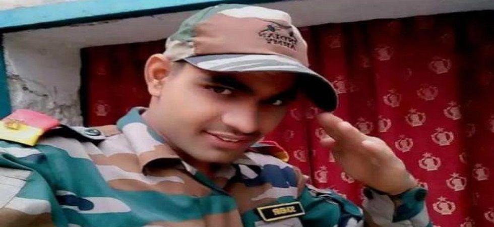 The Rajasthan police on Friday night arrested Army jawan Somveer Singh.