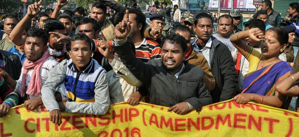 Manipur Peoples Party (MPP) and six students' organisations protested today (representational image)