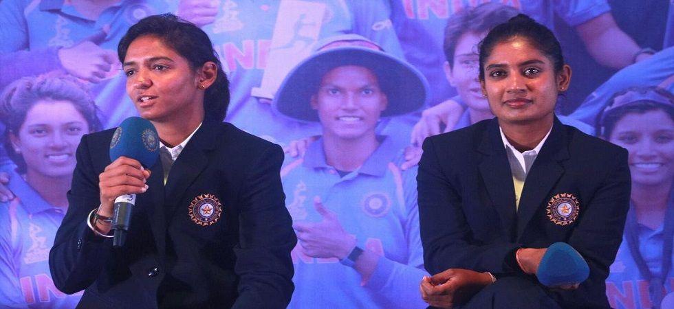 Mithali Raj and Harmanpreet Kaur were involved in a spat following the 2018 Twenty20 World Cup. (Image credit: Twitter)