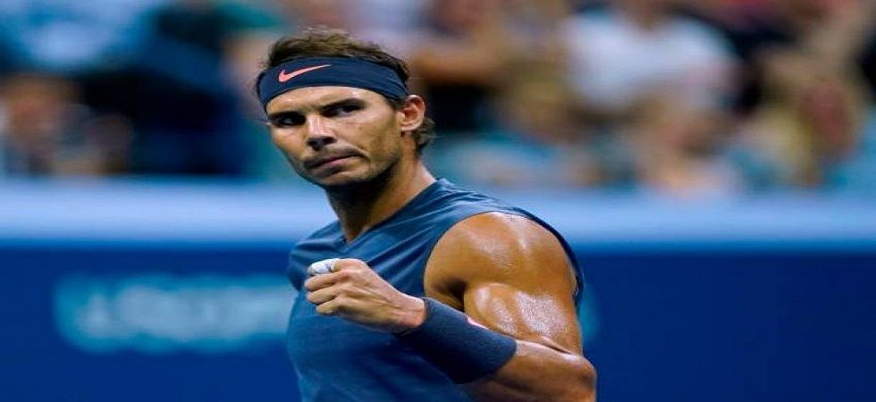 Rafael Nadal stormed into the second round of the Australian Open with a brilliant win over James Duckworth. (Image credit: Twitter)