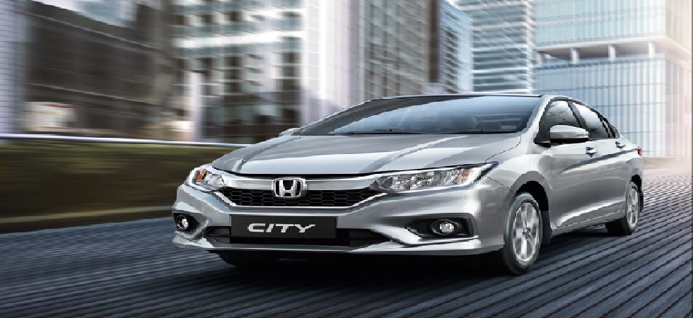 Honda Cars India has launched a new variant of its mid-sized sedan City priced at Rs 12.75 lakh. (Photo: hondacarindia.com)