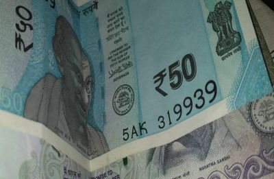 Rupee falls 43 paise to end at near 1-month low against US dollar