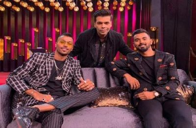 Mumbai Police trolls Hardik Pandya and KL Rahul's Koffee With Karan comments in style