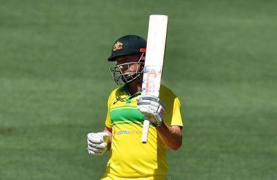 Shaun Marsh century propels Australia towards big score in Adelaide vs India
