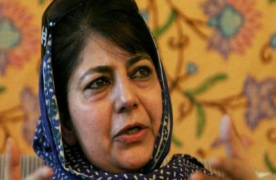 Mehbooba Mufti calls local militants 'sons of soil', asks Centre to engage J&K militant leadership