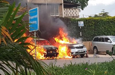 'We are under attack': Heavy gunshots, explosions rock DusitD2 hotel in Kenya's Nairobi