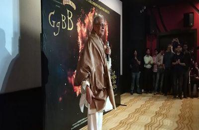 Gulzar launches the trailer of animated movie 'Goopi Gawaiya Bagha Bajaiya', Watch the trailer inside