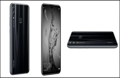 Honor 10 Lite with 24 MP AI camera lens launched in India, know its prices and specs