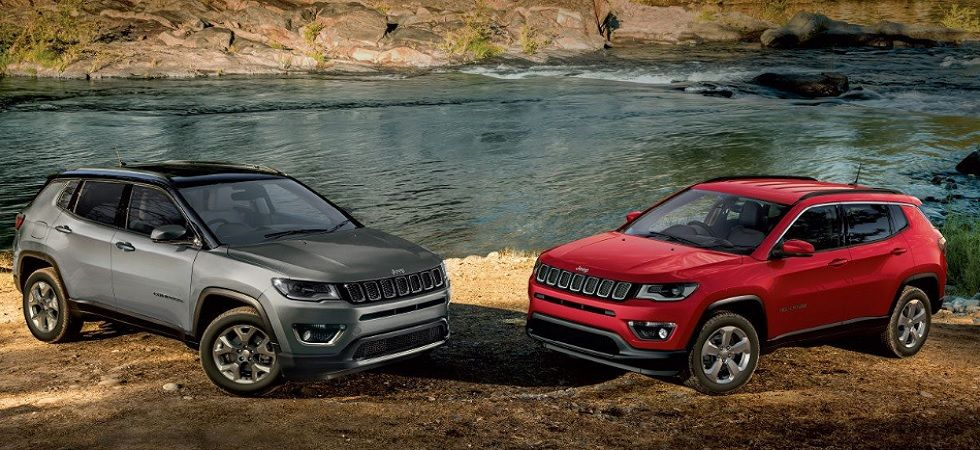 Jeep Compass Longitude (O) petrol variant launched (Image Credit: Jeep website)