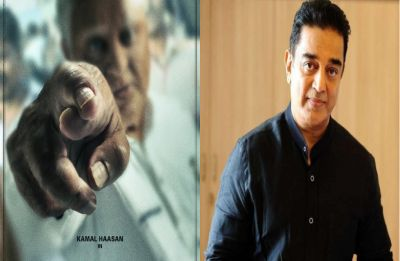 Indian 2 first look: Kamal Haasan is back with a bang as Senapathy