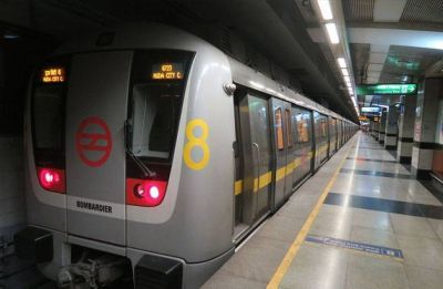 Yellow Line Metro services temporarily disrupted at Rajiv Chowk as man tries to commit suicide by jumping on track