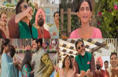 Ek Ladki Ko Dekha Toh Aisa Laga new song: Anil Kapoor and Sonam Kapoor rock the dance floor in Ishq Mitha