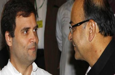 Rahul Gandhi to Arun Jaitley: Our love and best wishes for a speedy recovery