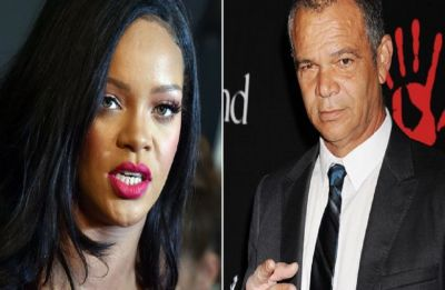 Rihanna sues her father for using her Fenty's brand name