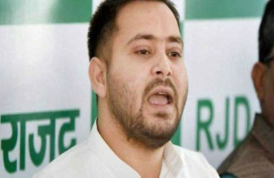 Tejashwi Yadav lashes out at Nitish Kumar for blaming Rahul Gandhi for exit from grand alliance