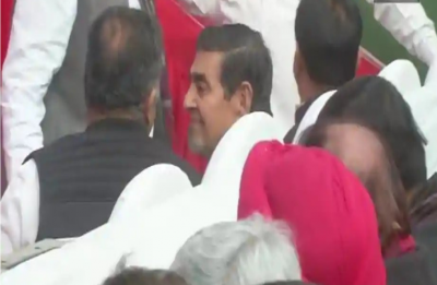 'Rubbing salt to wounds': Row erupts after Jagdish Tytler attends Sheila Dikshit's takeover ceremony
