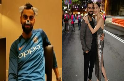 Watch: Anushka Sharma shares a video of his 'cutie' Virat Kohli and we're going gaga over it