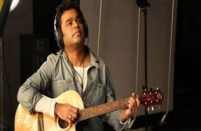 AR Rahman calls recreation of Bollywood songs 'a shortcut to creativity'