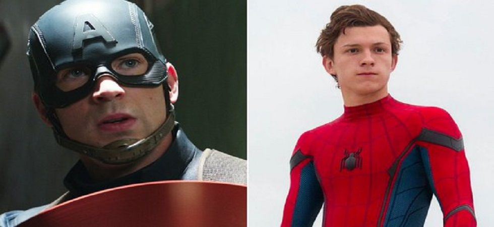 Chris Evans, Tom Holland to reunite on  'The Devil All the Time' (Photo: Twitter)
