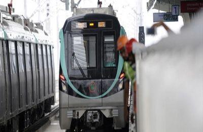 Noida Metro Aqua Line likely to be inaugurated on January 25 by CM Yogi Adityanath