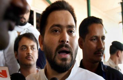 I acted against corruption while in power: RJD leader Tejashwi Yadav