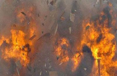 Cylinder blast in Uttar Pradesh's Bulandshahr, more than 10 children injured