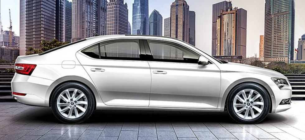 Skoda launches Superb Corporate Edition at Rs 23.99 lakh./ Image: Twitter