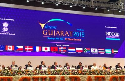 Vibrant Gujarat 2019: Implementation of GST reduced transaction costs, says PM Modi