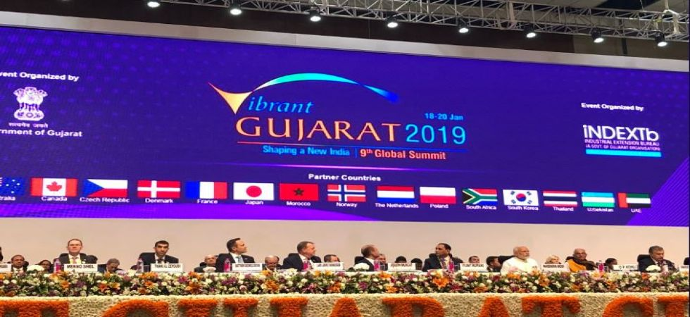 Vibrant Gujarat 2019 LIVE: PM Modi meets world leaders at global trade event (Photo Source: Twitter)