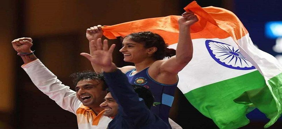 Vinesh Phogat is the first Indian to be nominated for the prestigious Laureus World Sports Award. (Image credit: Twitter)