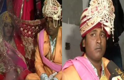 Bride shot at moments before her wedding in Delhi's Shakarpur, ceremony resumes after treatment